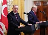 Mỹ ra đòn buộc thay đổi hành vi, Thổ Nhĩ Kỳ phản pháo