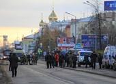 Đánh bom khủng bố tại cơ quan an ninh Nga