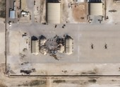 Thấy gì từ ảnh vệ tinh về thiệt hại tại căn cứ Mỹ ở Iraq?