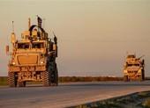 Mỹ điều 75 xe chở thiết bị quân sự tới miền đông Syria