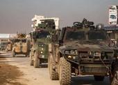 200 xe quân sự Thổ Nhĩ Kỳ vượt biên giới tiến vào Syria
