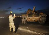 Thổ Nhĩ Kỳ triển khai xe tăng tới Idlib-Syria
