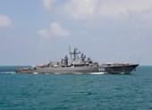 Nga theo dõi tàu Mỹ ở Biển Đen
