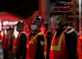 Đêm giới nghiêm toàn quốc đầu tiên ngăn COVID-19 ở Thái Lan