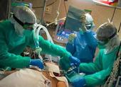 Gần 1 triệu ca nhiễm, châu Âu vẫn trong 'mắt bão' COVID-19