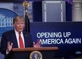 Ông Trump đề xuất 3 giai đoạn mở cửa trở lại nền kinh tế