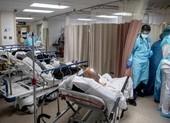 ĐH Johns Hopkins: Mỹ chết kỷ lục 4.491 người/ngày vì COVID-19