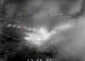Video: Tiêm kích F-15 Mỹ dội bom xuống nơi ẩn náu của IS