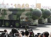 Mỹ nghi Trung Quốc bí mật thử hạt nhân trong lòng đất