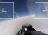 Su-27 Nga bám theo trinh sát cơ Mỹ, Thụy Điển ở biển Baltic