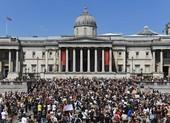 Người da màu Mỹ chết: Đến lượt dân Anh, Đức biểu tình