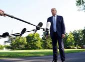 Ông Trump tính khôi phục mức tài trợ WHO bằng với Trung Quốc