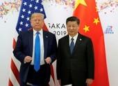 Ông Trump nói chưa nghĩ tới chuyện trừng phạt ông Tập Cận Bình