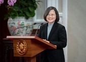 Bầu cử Đài Loan: Bà Thái Anh Văn tái đắc cử