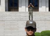 Nổ súng ở biên giới Hàn-Triều