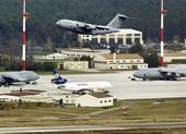Máy bay vận tải quân sự Mỹ thường xuyên bay tới Libya