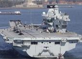 Anh sẽ điều tàu sân bay gia nhập hạm đội Mỹ, Nhật ở AĐD-TBD