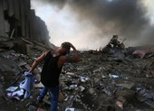 Nổ ở Lebanon: Người chết khắp nơi