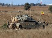Cao nguyên Golan bị tấn công, Israel không kích Syria