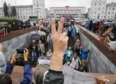 Nga, Trung Quốc và EU chia rẽ về tình hình Belarus