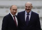 Ông Putin cảnh cáo phương Tây  không can thiệp vào Belarus
