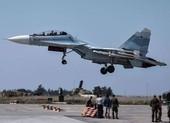 Phòng không Nga phá hủy UAV áp sát căn cứ ở Syria