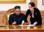Báo Hàn Quốc: Ông Kim Jong-un chia bớt quyền lực cho em gái