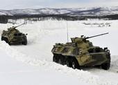 Nga sắp cung cấp xe bọc thép, trực thăng tấn công cho Belarus