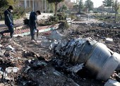 Bí ẩn vụ máy bay Ukraine chở 176 người rơi ở Iran