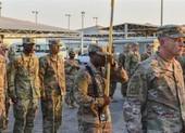 Lính Mỹ được yêu cầu ở trong hầm trú ẩn khi Iran phóng tên lửa