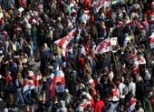 Nga cáo buộc Mỹ thúc đẩy biểu tình ở Belarus