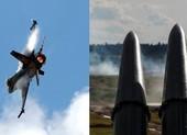 Armenia dọa triển khai tên lửa Nga 'đấu' F-16 Mỹ ở Azerbaijan