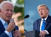 Tranh luận: Trump-Biden công kích trí thông minh của nhau