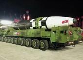 Triều Tiên ra mắt tên lửa đạn đạo xuyên lục địa lớn nhất