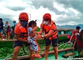 Siêu bão Goni đổ bộ Philippines với sức gió 225 km/giờ