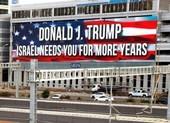 Bầu cử Mỹ: Giới tiên tri Israel dự đoán ông Trump chiến thắng