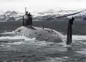 Tàu ngầm hạt nhân Nga bắn tên lửa trúng mục tiêu cách 1.000 km