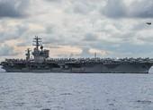 Mỹ đưa tàu sân bay ở châu Á-TBD sang Afghanistan giúp rút quân