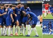 M.U, Chelsea cùng thắng, vào Top 4 Premier League