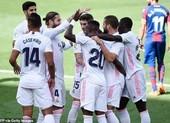 VAR, cột dọc từ chối bàn thắng, Real Madrid vẫn chiếm ngôi đầu