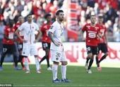 Messi, Neymar và Mbappe cùng ra sân nhưng PSG vẫn thua