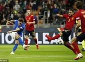 Hạ tuyển Ý tại San Siro, Tây Ban Nha giành vé vào chung kết Nations League
