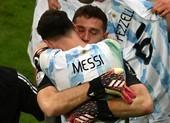Messi khẳng định Arsenal đã bán cầu thủ xuất sắc nhất thế giới