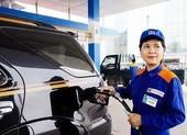Giá xăng dầu giảm chưa đến 100 đồng/lít