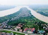 Hà Nội gấp rút hoàn chỉnh quy hoạch sông Hồng