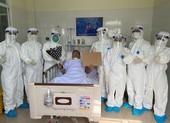 Chữa khỏi ca bệnh COVID-19 rất nặng tại Đà Nẵng