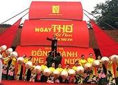 Dừng Ngày thơ Việt Nam trước dịch Corona