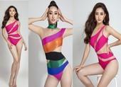 Lương Thùy Linh khoe chân dài 1,22 m tại Miss World
