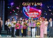 Văn Minh - Ngọc Giàu đoạt quán quân Cặp đôi vàng nhí 2020