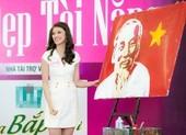 Thí sinh Nguyễn Huỳnh Kim Duyên gây bất ngờ với bức tranh lửa
